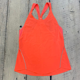 Primary Photo - BRAND: LULULEMON STYLE: ATHLETIC TANK TOP COLOR: PEACH SIZE: S SKU: 178-178212-4861