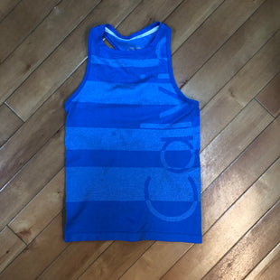 Primary Photo - BRAND: CALVIN KLEIN STYLE: ATHLETIC TANK TOP COLOR: PERIWINKLE SIZE: S SKU: 178-17853-347