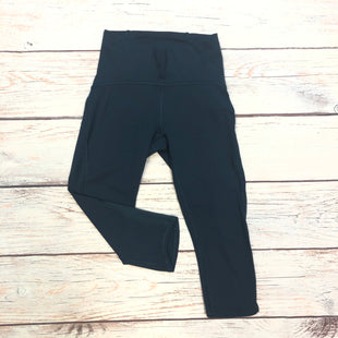 Primary Photo - BRAND: LULULEMON STYLE: ATHLETIC PANTS COLOR: NAVY SIZE: 4 SKU: 178-178224-82