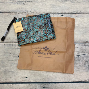 Primary Photo - BRAND: PATRICIA NASH STYLE: WRISTLET COLOR: FLORAL OTHER INFO: NEW! MINT/BROWN SKU: 178-178102-58064