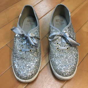 Primary Photo - BRAND: KEDS STYLE: SHOES FLATS COLOR: SPARKLES SIZE: 8 OTHER INFO: KATE SPADE/ SILVER SKU: 178-178199-2091