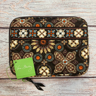 Primary Photo - BRAND: VERA BRADLEY STYLE: LAPTOP CASE COLOR: PRINT OTHER INFO: IPAD/KINDLE CASE-NEW! BROWN/TAN/BLUE/ORANGE SKU: 178-178102-64096