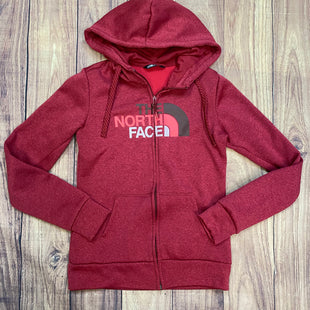 Primary Photo - BRAND: NORTHFACE STYLE: ATHLETIC JACKET COLOR: RED SIZE: XS OTHER INFO: BROWN PINK GRAY FRONT LOGO SKU: 178-178212-114