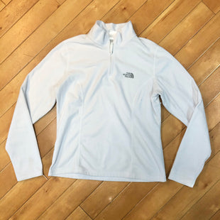 Primary Photo - BRAND: NORTHFACE STYLE: FLEECE COLOR: WHITE SIZE: S SKU: 178-178199-2599
