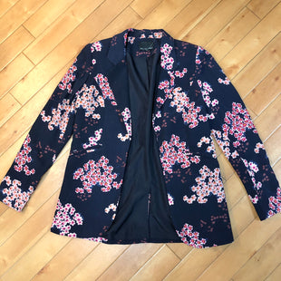 Primary Photo - BRAND: CYNTHIA ROWLEY STYLE: BLAZER JACKET COLOR: FLORAL SIZE: XS OTHER INFO: NEW! SKU: 178-178182-2265