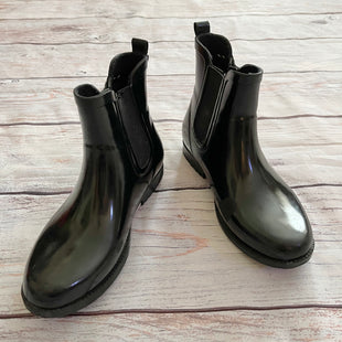Primary Photo - BRAND: MICHAEL KORS STYLE: BOOTS RAIN COLOR: BLACK SIZE: 6 OTHER INFO: AS IS- SLIGHT SCUFFING SKU: 178-178203-1992