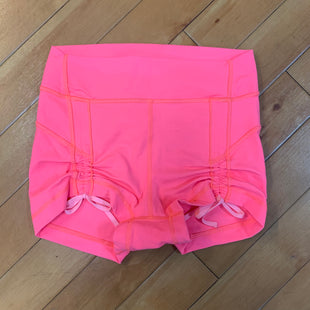 Primary Photo - BRAND: LULULEMON STYLE: ATHLETIC SHORTS COLOR: NEON SIZE: S OTHER INFO: SIZE 6 SKU: 178-178182-4039