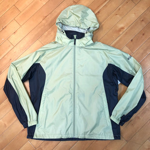 Primary Photo - BRAND: COLUMBIA STYLE: JACKET OUTDOOR COLOR: GREEN SIZE: XL OTHER INFO: RAINCOAT SKU: 178-178199-1129