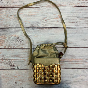 Primary Photo - BRAND:   STYLE: HANDBAG COLOR: METALLIC SIZE: SMALL OTHER INFO: CROSS BODY/GOLD SKU: 178-178224-122
