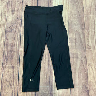Primary Photo - BRAND: UNDER ARMOUR STYLE: ATHLETIC CAPRIS COLOR: BLACK SIZE: XS SKU: 178-178212-2297
