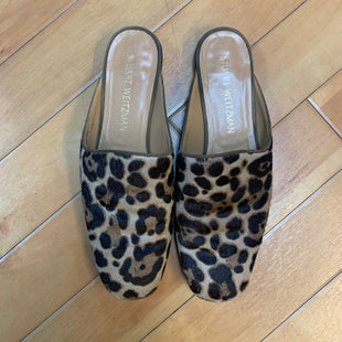 Primary Photo - BRAND: STUART WEITZMAN STYLE: SHOES FLATS COLOR: ANIMAL PRINT SIZE: 7.5 OTHER INFO: SLIGHT WEAR ON TOE SKU: 178-17824-10396