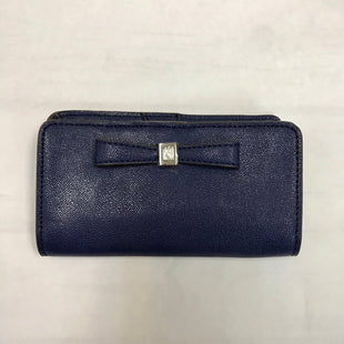 Primary Photo - BRAND: ANNE KLEIN STYLE: WALLET COLOR: BLUE SIZE: MEDIUM SKU: 178-178192-1982