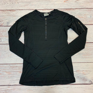 Primary Photo - BRAND: ATHLETA STYLE: ATHLETIC TOP COLOR: BLACK SIZE: S SKU: 178-178203-4676