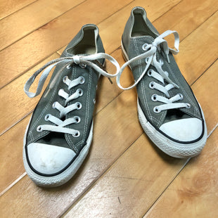 Primary Photo - BRAND: CONVERSE STYLE: SHOES FLATS COLOR: GREY SIZE: 6 OTHER INFO: OLIVE-Y GREY SKU: 178-178214-328