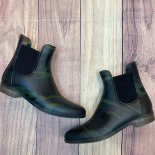 Primary Photo - BRAND: J CREW STYLE: BOOTS RAIN COLOR: CAMOFLAUGE SIZE: 9 OTHER INFO: ANKLE-SLIGHT STAINING SKU: 178-178212-2245