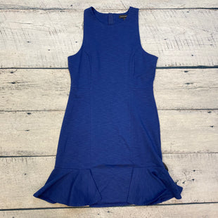 Primary Photo - BRAND: BANANA REPUBLIC STYLE: DRESS SHORT SLEEVELESS COLOR: BLUE SIZE: S SKU: 178-17853-881