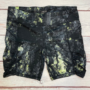 Primary Photo - BRAND: CALVIN KLEIN STYLE: ATHLETIC SHORTS COLOR: TIE DYE SIZE: XL OTHER INFO: BLACK/GREEN/GREY SKU: 178-178102-62546