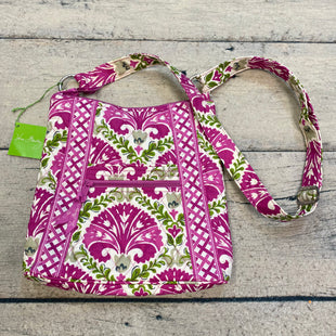 Primary Photo - BRAND: VERA BRADLEY STYLE: HANDBAG COLOR: PURPLE SIZE: SMALL OTHER INFO: NEW! PURPLE/GREEN SKU: 178-178187-673
