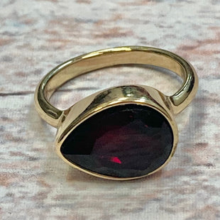 Primary Photo - STYLE: RING COLOR: RED OTHER INFO: 9 SKU: 178-178174-1687