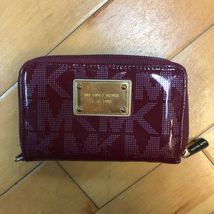 Primary Photo - BRAND: MICHAEL KORS STYLE: WALLET COLOR: RED SIZE: MEDIUM SKU: 178-178182-4059