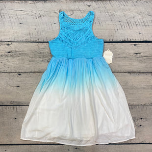 Primary Photo - BRAND: ALTARD STATE STYLE: DRESS SHORT SLEEVELESS COLOR: WHITE BLUE SIZE: S OTHER INFO: NWT OMBRE SKU: 178-178210-28