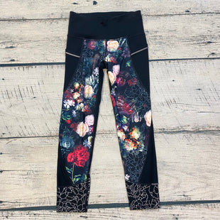 Primary Photo - BRAND: ATHLETA STYLE: ATHLETIC CAPRIS COLOR: FLORAL SIZE: XXS OTHER INFO: BLACK/PINK/PURPLE/GREEN/CREAM/BLUE SKU: 178-178102-63195