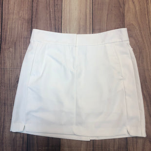 Primary Photo - BRAND: IZOD STYLE: ATHLETIC SKIRT SKORT COLOR: WHITE SIZE: 4 OTHER INFO: GOLF SKIRT SKU: 178-17822-60943