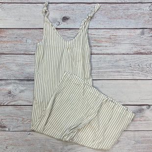 Primary Photo - BRAND: FRESH PRODUCE STYLE: DRESS LONG SLEEVELESS COLOR: STRIPED SIZE: S OTHER INFO: JUMPER-GREY/WHITE SKU: 178-178203-3987