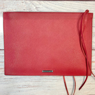 Primary Photo - BRAND: REBECCA MINKOFF STYLE: CLUTCH COLOR: MAROON SKU: 178-178102-59055