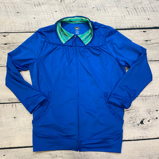 Primary Photo - BRAND: REI STYLE: ATHLETIC JACKET COLOR: BLUE SIZE: XL SKU: 178-17883-13816