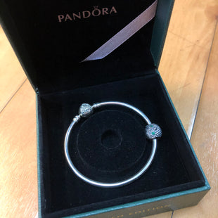 Primary Photo - BRAND: PANDORA STYLE: KEY RINGCOLOR: SILVER OTHER INFO: STERLING SILVER/KEY RING/2 CHARMS SKU: 178-17853-460