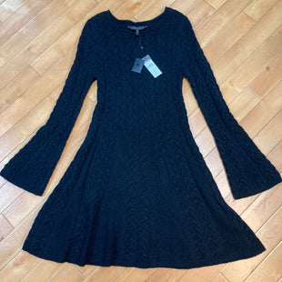 Primary Photo - BRAND: BCBGMAXAZRIA STYLE: DRESS SHORT LONG SLEEVE COLOR: BLACK SIZE: S OTHER INFO: NWT SKU: 178-17824-9685