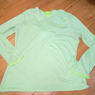 Primary Photo - BRAND: NORTHFACE STYLE: ATHLETIC TOP COLOR: LIME GREEN SIZE: L SKU: 178-178102-49335