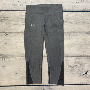 Primary Photo - BRAND: UNDER ARMOUR STYLE: ATHLETIC PANTS COLOR: GREY SIZE: S SKU: 178-178102-57326