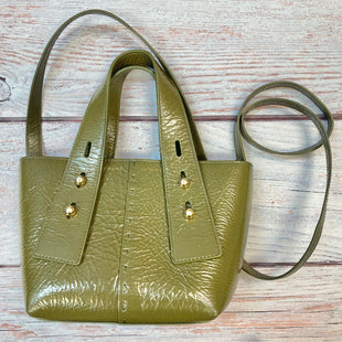 Primary Photo - BRAND: FRAME STYLE: HANDBAG DESIGNER COLOR: OLIVE SIZE: SMALL OTHER INFO: LES SECOND SKU: 178-178102-59042