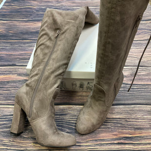 Primary Photo - BRAND: A NEW DAY STYLE: BOOTS KNEE COLOR: TAUPE SIZE: 8.5 SKU: 178-178102-54135
