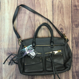 Primary Photo - BRAND: AIMEE KESTENBERG STYLE: HANDBAG DESIGNER COLOR: GREY SIZE: LARGE OTHER INFO: NEW! GENUINE LEATHER SKU: 178-178212-1872