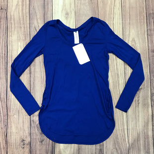 Primary Photo - BRAND: FABLETICS STYLE: ATHLETIC TOP COLOR: BLUE SIZE: XS OTHER INFO: NEW! SKU: 178-178212-2500