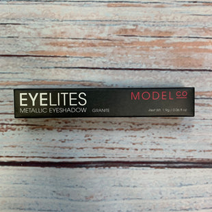 Primary Photo - BRAND:  MODEL COSTYLE: ACCESSORY LABEL COLOR: BLACK OTHER INFO: MODELCO -NEW! METALLIC EYESHADOW SKU: 178-178102-64284