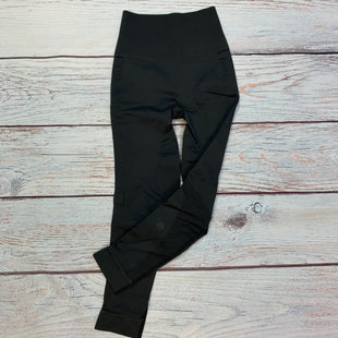 Primary Photo - BRAND: LULULEMON STYLE: ATHLETIC CAPRIS COLOR: GREY SIZE: XS OTHER INFO: SIZE 2 SKU: 178-178102-63996