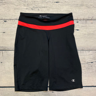 Primary Photo - BRAND: CHAMPION STYLE: ATHLETIC SHORTS COLOR: BLACK SIZE: XL SKU: 178-178102-54826