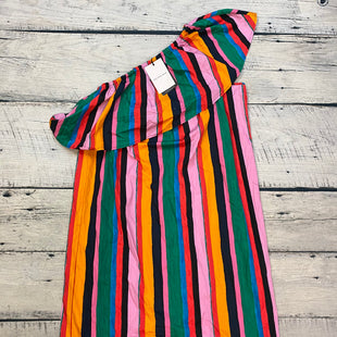 Primary Photo - BRAND: WHO WHAT WEAR STYLE: DRESS LONG SLEEVELESS COLOR: RAINBOW SIZE: XL OTHER INFO: NWT! SKU: 178-178203-2543