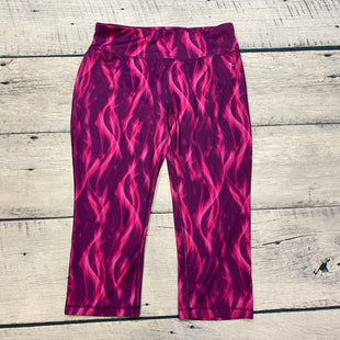 Primary Photo - BRAND: DANSKIN NOW STYLE: ATHLETIC CAPRIS COLOR: MULTI SIZE: S OTHER INFO: PINK/ PURPLE SKU: 178-178199-4204