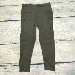 Primary Photo - BRAND: BETSEY JOHNSON STYLE: ATHLETIC PANTS COLOR: OLIVE SIZE: L SKU: 178-178102-56902