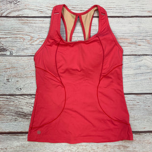 Primary Photo - BRAND: ATHLETA STYLE: ATHLETIC TANK TOP COLOR: PINK SIZE: S SKU: 178-178203-4317