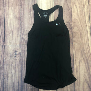 Primary Photo - BRAND: NIKE STYLE: ATHLETIC TANK TOP COLOR: BLACK SIZE: XS SKU: 178-178199-1227