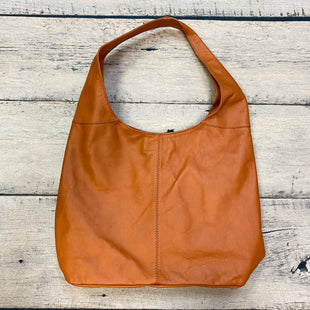 Primary Photo - STYLE: HANDBAG LEATHER COLOR: CAMEL SIZE: LARGE SKU: 178-178199-4718