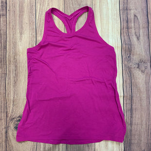 Primary Photo - BRAND: ATHLETA STYLE: ATHLETIC TANK TOP COLOR: FUSCHIA SIZE: S SKU: 178-178212-1048