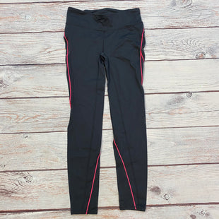Primary Photo - BRAND: GAPFIT STYLE: ATHLETIC PANTS COLOR: GREY SIZE: S OTHER INFO: PINK TRIMS SKU: 178-178102-63859