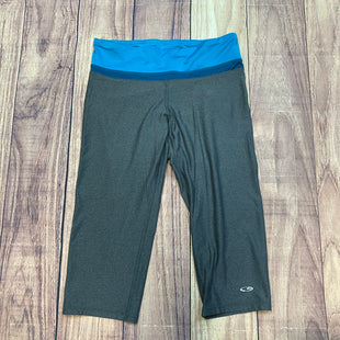 Primary Photo - BRAND: CHAMPION STYLE: ATHLETIC CAPRIS COLOR: GREY SIZE: S OTHER INFO: BLUE WAISTBAND SKU: 178-178212-2226